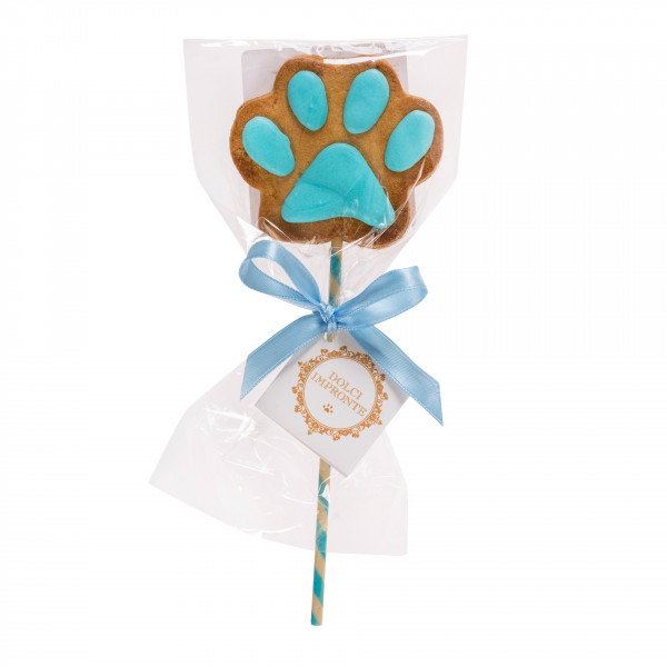 Dolcimpronte - LolliPaw light blue -45 gr