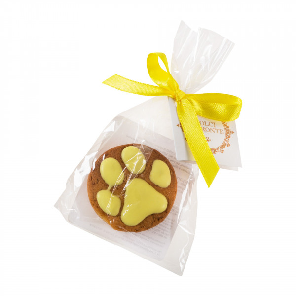 Dolcimpronte - Yellow Paws - 2 pz 70gr ( ASL Prot.0088901/16)