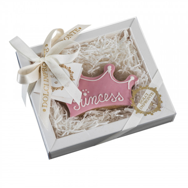 Dolcimpronte Luxury - Princesse - Pink Crown - gr 30