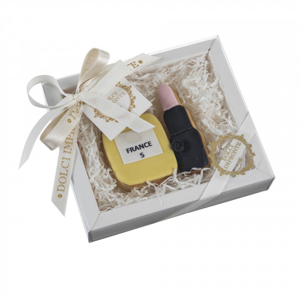 Dolcimpronte - Jolie - Lipstick and bag -45 gr