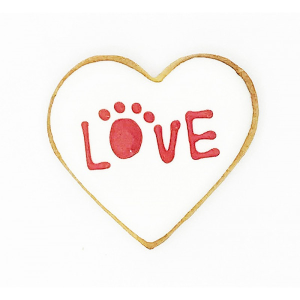 Dolci Impronte®- Paw and Love 30gr
