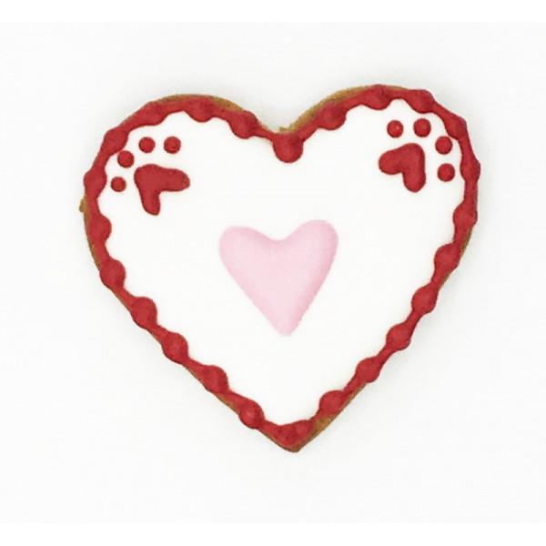 Dolci Impronte®- Pink Heart 30gr