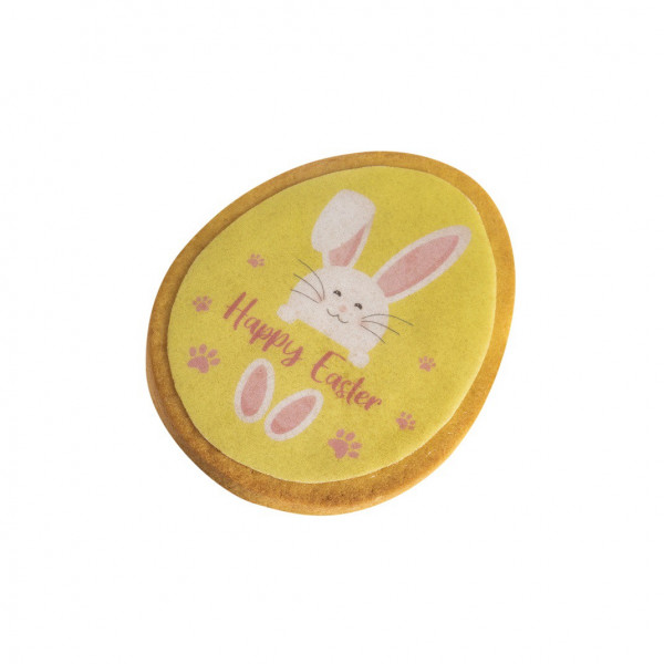 Dolci Impronte® - Happy Rabbit Easter Yellow 60 gr