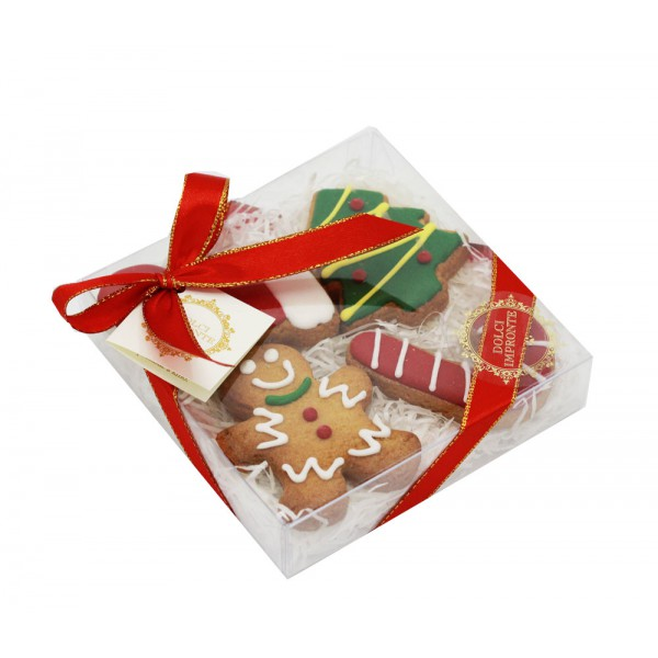 Dolci impronte® - Happy Christmas Cookies - 105gr