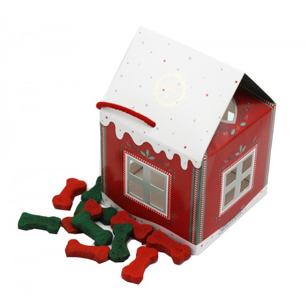 Dolci Impronte® The House of Xmas Biscuits - 150gr